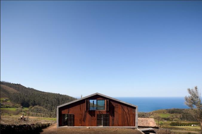 casa prefabrica en Galicia 01