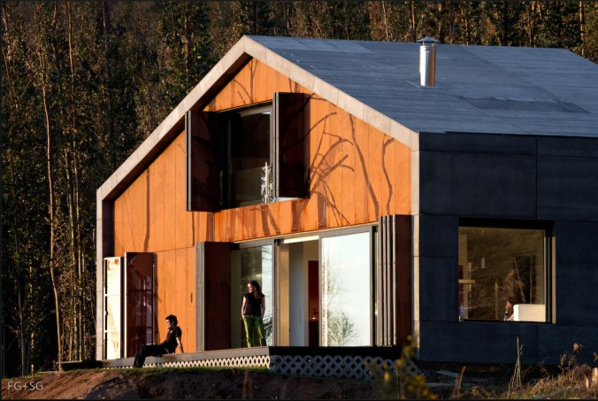 casa prefabrica en Galicia 02