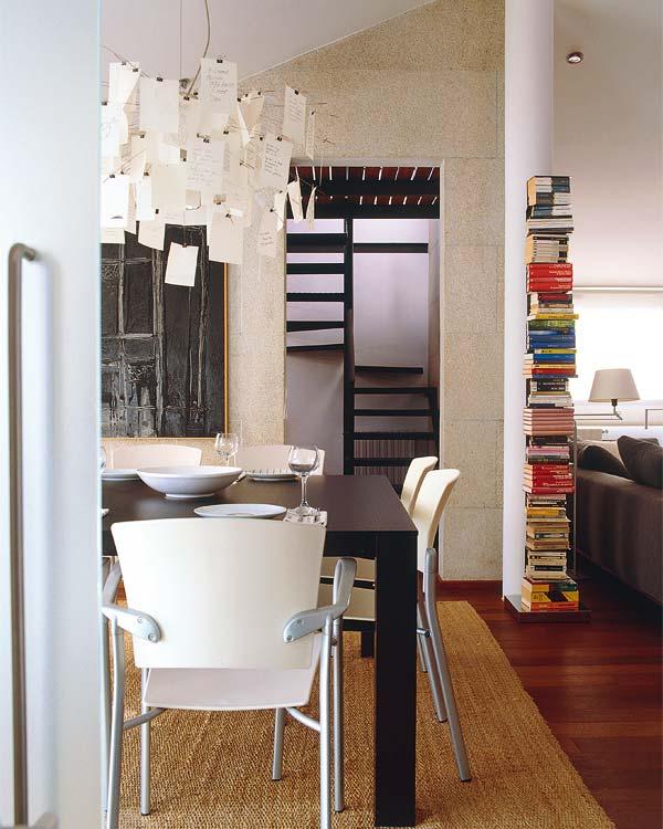Tico en ourense obra del arquitecto fernando blanco - Como decorar una columna ...