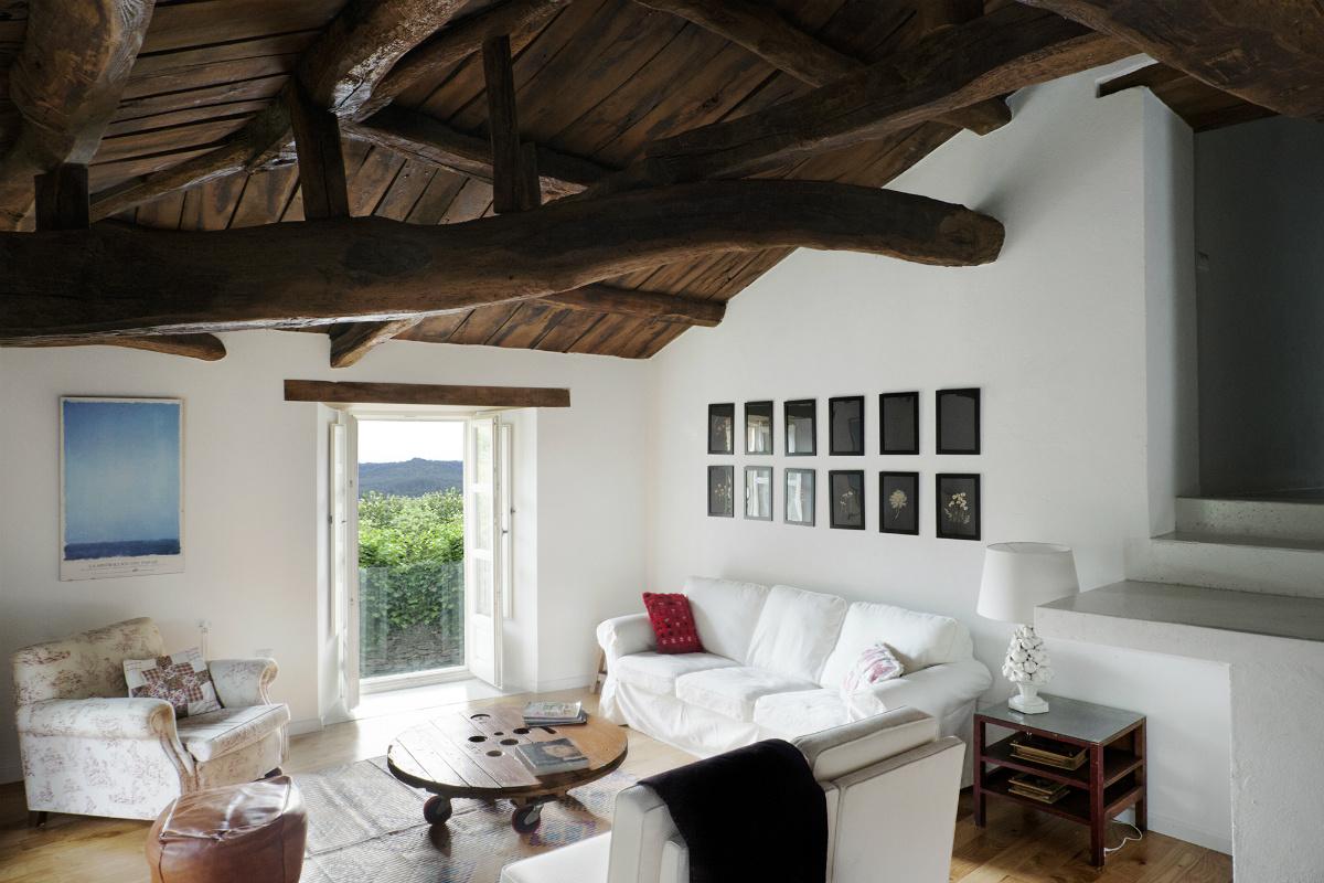Casa Rural La Casa De Las Flores En A Pontenova Lugo Galicia  ~ Rehabilitacion De Casas Rurales