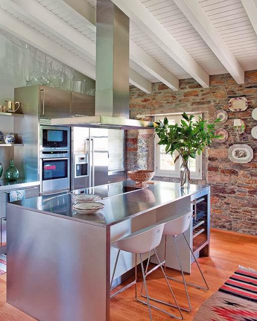 casa rural de diseño