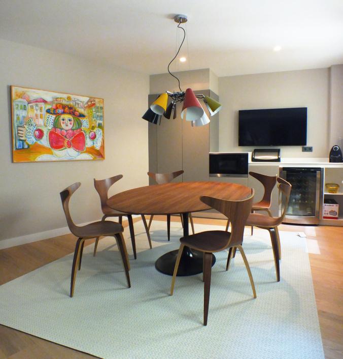 piso de diseño en Sanxenxo
