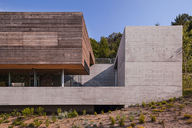 casa de diseño en Peneda Geres Portugal 03