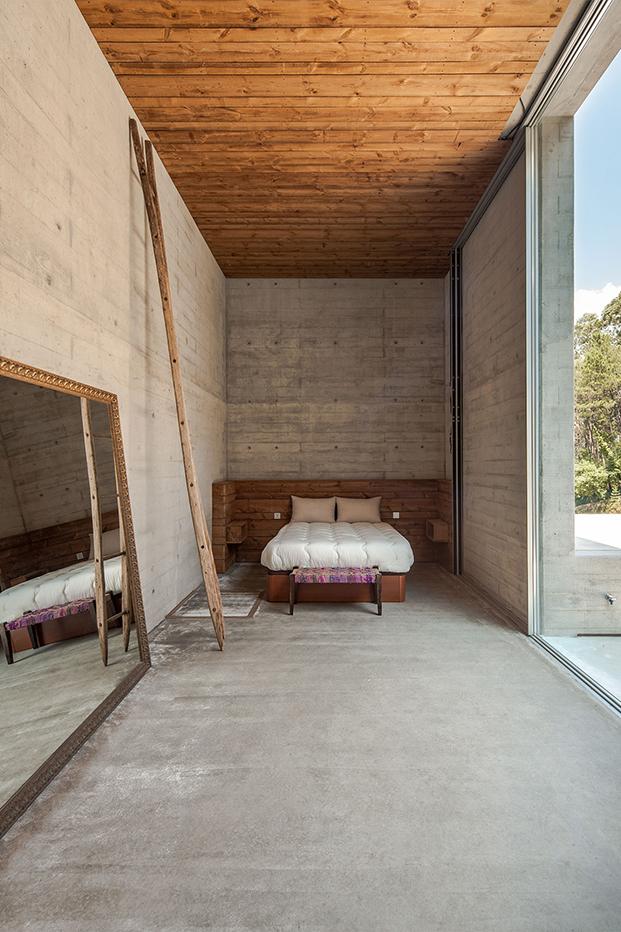casa de diseño en Peneda Geres Portugal 06
