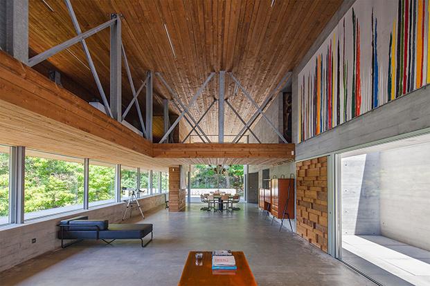 casa de diseño en Peneda Geres Portugal 07