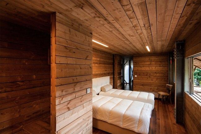 casa de diseño en Peneda Geres Portugal 08