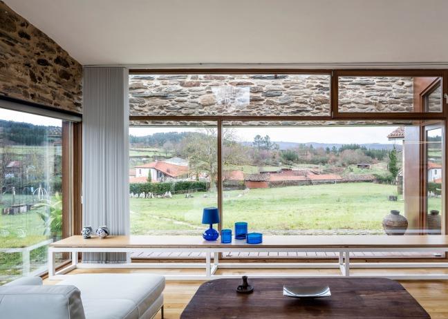 casa restaurada ribeira Sacra Galicia 04
