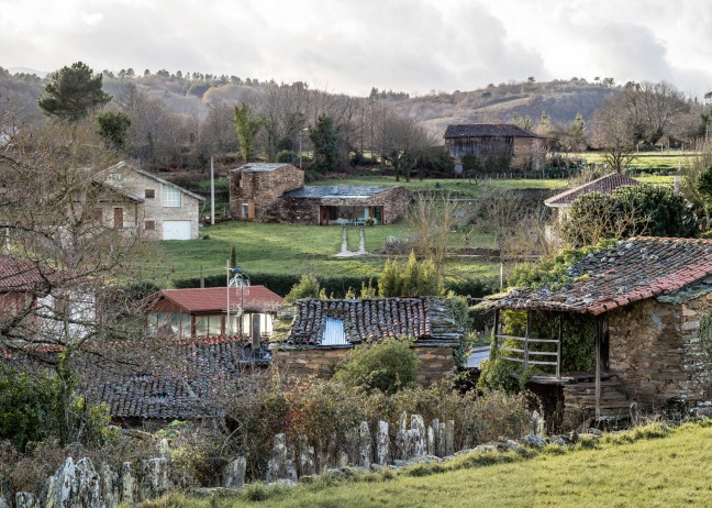 casa restaurada ribeira Sacra Galicia 07