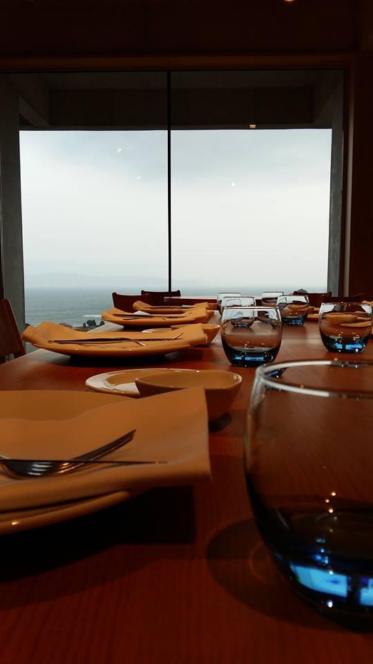 O frag n restaurante en fisterra a coru a galicia cool - Cocinas santos ourense ...
