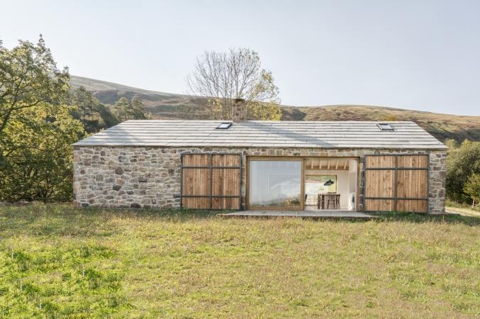 villa slow cabaña turistica Cantabria 00