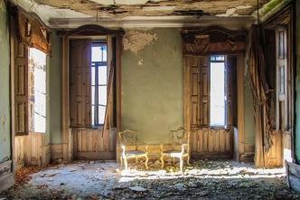 Los lugares abandonados más impactantes de Galicia
