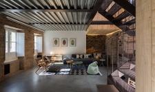 El lugar ideal para vivir y trabajar en el centro de Santiago de Compostela.