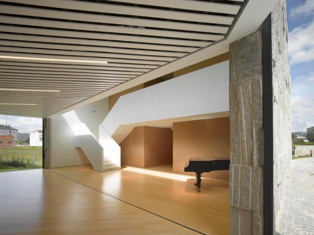 Centro de artes escénicas de Verín 03