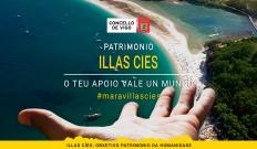 Islas Cies patrimonio da humanidade