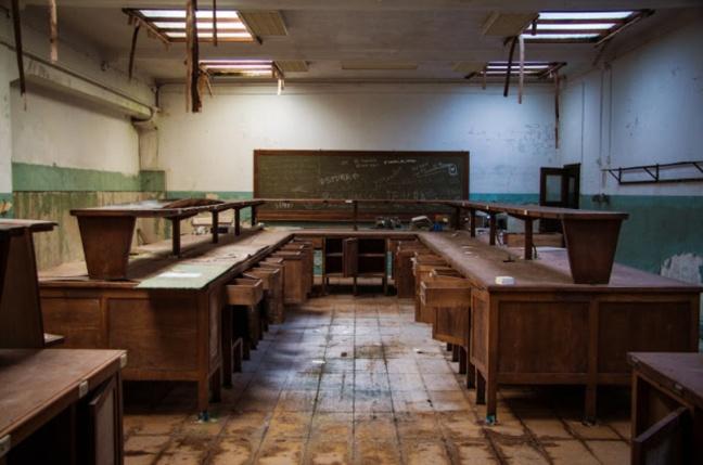 lugares abandonados Galicia 07